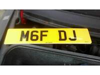 MGf with private reg for spares
