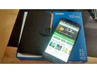 """2 weeks old, 5.5"""" display, 4G perfect condition with new leather wallet/ case."""