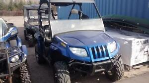 2012 ARCTIC CAT PROWLER 550 XT side by side