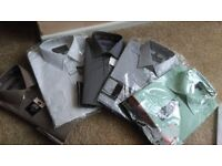 ABSOLUTE BARGAIN!!! 5 shirts, size 15.5, great variety in styles & colours, only £10!!!
