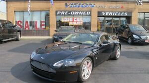 2006 Aston Martin Vantage Vantage V8/CLEAN CAR PROOF/NAVIGATION