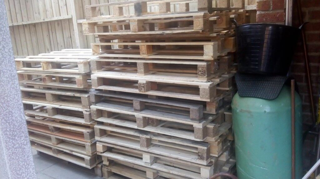good condition wooden pallets for sale | in County Antrim ...