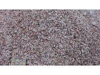 Free Slate chippings (purple) - approx 1 tonne