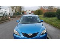 MAZDA3 06REG FULL YEAR MOT EXCELENT CONDITION DRIVES REALLY WELL