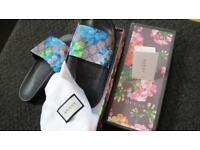 Gucci Sliders / Slides / Flip Flops size 10.5