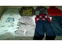 2-3 years boys clothing bundle