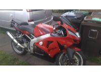 Kawasaki zx6r (swap for offroad bikeor 900cc plus)