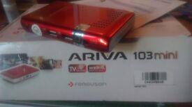 FERGUSON ARIVA 103 mini (HDTV USB LAN Satellite Receiver)