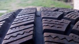 Tyres, ovation winter tyres 195/55/R16