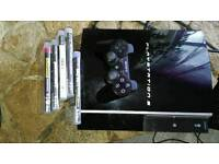PlayStation 3 80gb, 2 controllers SOny super condition, 1 owner!