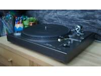 Rotel turntable with Jelco tonearm