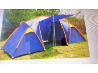 4/6 man tent