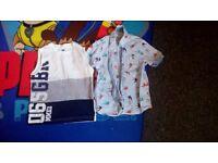 Boys next bundle size 6