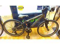 "24"" Wheel Alloy bike lightweight Northface Bandicoot suit 9+ years rider bicycle"