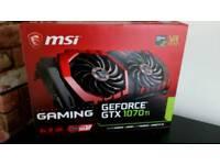 MSI GTX 1070 ti