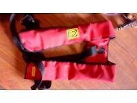 Co2 lifejacket