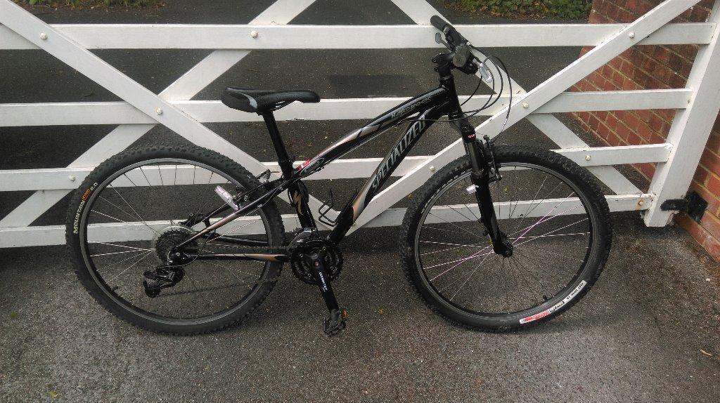 FOR SALE MY SONS 2009 SPECIALIZED HARDROCK 13\
