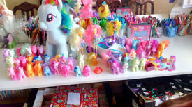 **MY LITTLE PONY BARGAIN** big bundle - great price - great condition