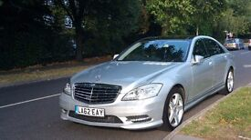 Immaculate Condition, Mercedes S-Class, 2013, Low Mileage