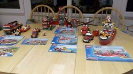 Lego City Fire Bundle