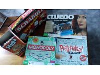Bargain Bundle of Board Games in Excellent Condition