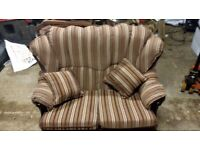 2 seater sofa for sale in perfect condition