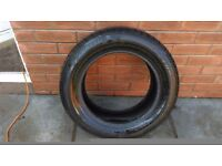 195/60/15 tyre for sale. Nearly new.
