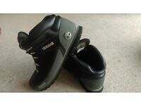 Mens Timberland Boots size UK 11.5 (But feel smaller)