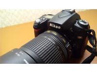Nikon D90 Digital SLR Bundle PACK