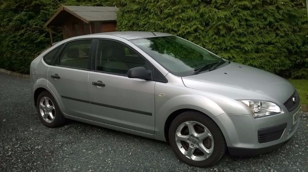 Silver ford focus 2006 in augher county tyrone gumtree for Ford focus 2006 interieur