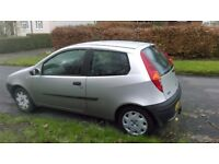 Fiat punto non runner selling for spare or repair