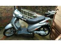 Piaggio Liberty 50cc moped