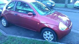 Ford KA. Great condition, only 57,600 miles. MOT Dec 2016. Offers Accepted