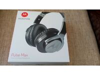 Motorola Pulse Max Over Ear Wired Headphones