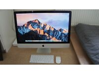 " iMac 27"" Late 2012 Intel Core i5 3.2GHz/16GB/1TB HDD/GTX 675MX/90days Warranty "