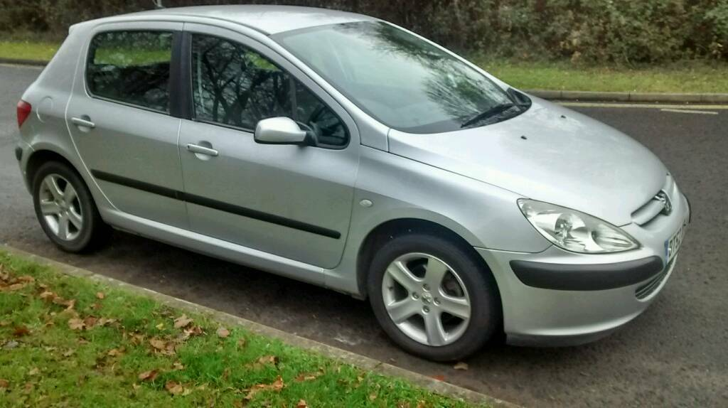 peugeot 307 1 6 16v glx 5 door 2002 52 plate mot june 24th 2018 in waterlooville hampshire. Black Bedroom Furniture Sets. Home Design Ideas
