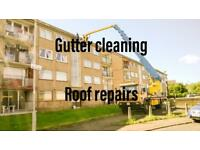 Gutter cleaning / roof repairs