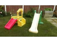 Little tikes children's garden play centre