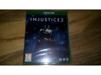 Injustice 2 - Xbox one brand new and sealed