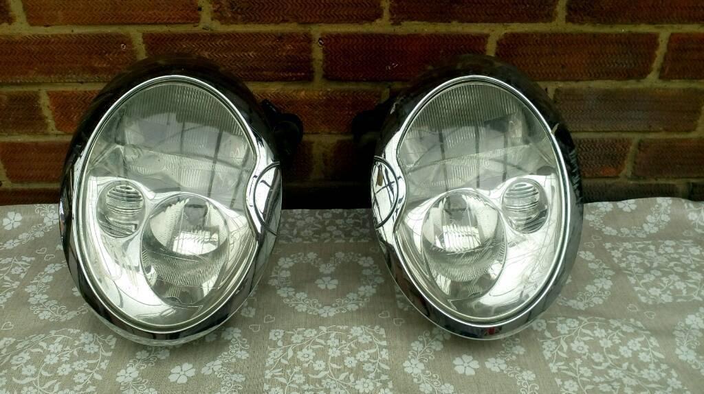 Mini Cooper S Xenon Headlights In Ipswich Suffolk Gumtree