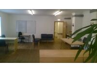 Studios and low cost shared workspace available at Old Bakery Studios, Truro