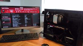 PC and Monitor