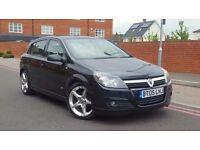 2005 Vauxhall Astra 1.8 i VVT 16v SRi Exterior Pack 5dr **F/S/H+1 OWNER+CAMBELT CHANGED**
