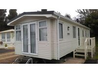 ** Willerby Grenada Holiday Lodge Static Caravan Home ** 3 Bedrooms, Site Fees included!
