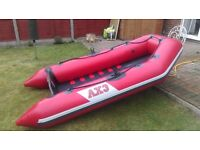Bombard AX3 Inflatable Boat - Excellent Condition