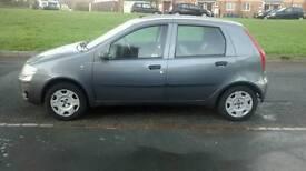 Fiat punto for sale £750