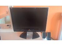 Viewsonic Monitor VX2235wm - Working - £20