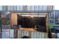 2 catering/small business trailers for sale - £6000 for both, ONO, may sell separately