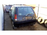 Renault 5 gt turbo project spares or repair