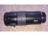 Nikon FSA-L2, Zoom lens for connecting Nikon DSLR Cameras to EDG fieldscopes / spotting scopes